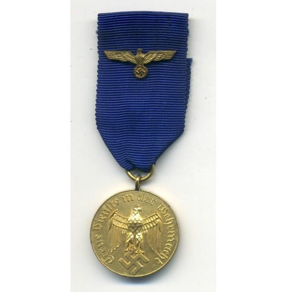 Army 12 year service award