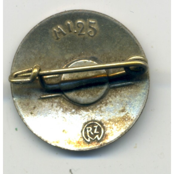 "Party pin by Rudolf Reiling ""M1/25"""
