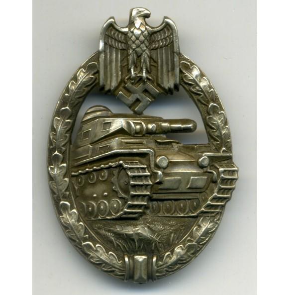 Panzer Assault Badge by C.E. Juncker
