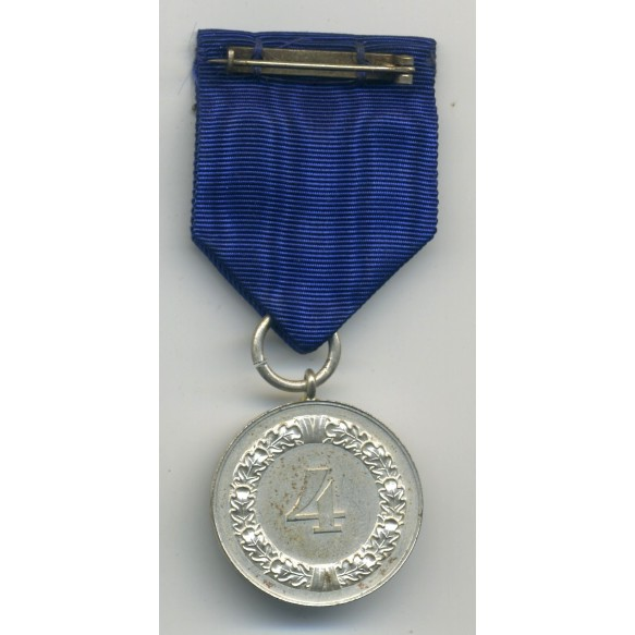 Army 4 year service award
