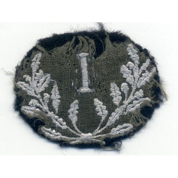 "Flemish ""Vlaamse Wacht"" breast insigne, district Ghent"