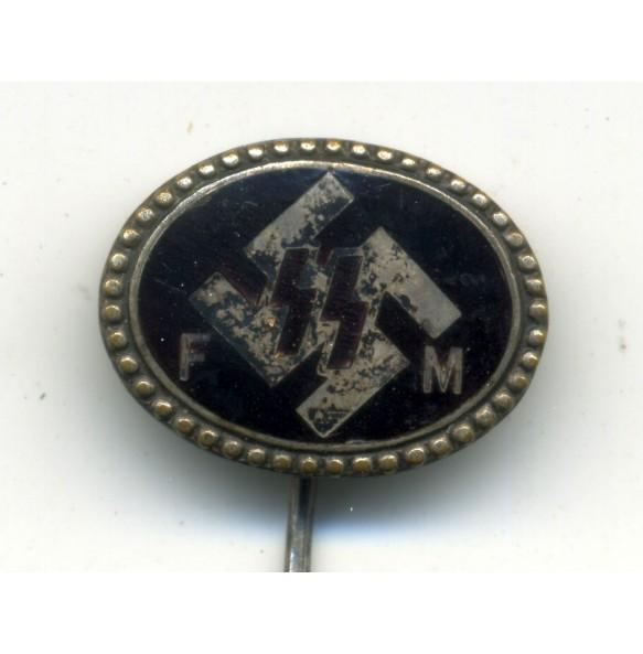 SS FM memberships pin by Deschler