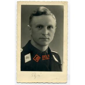 "Portrait Panzer Regiment ""Hermann Göring"" black wrapper"