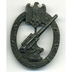 Army flak badge by Steinhauer & Lück