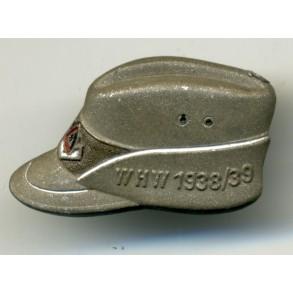 Small plastic WHW RAD cap pin