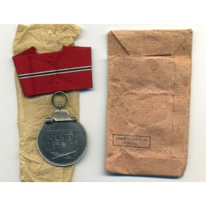East front medal by Klein & Quenzer + package
