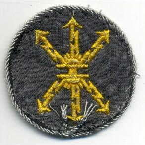Proficiency badge for army radio operators