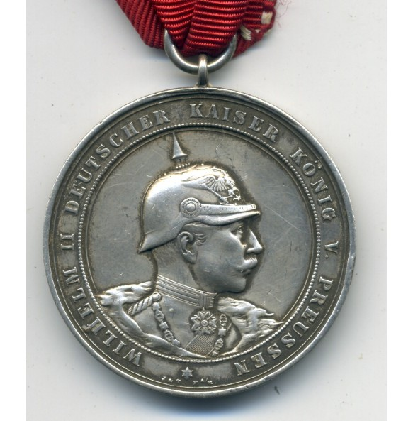 Medal 25 year honourable service 1877-1902