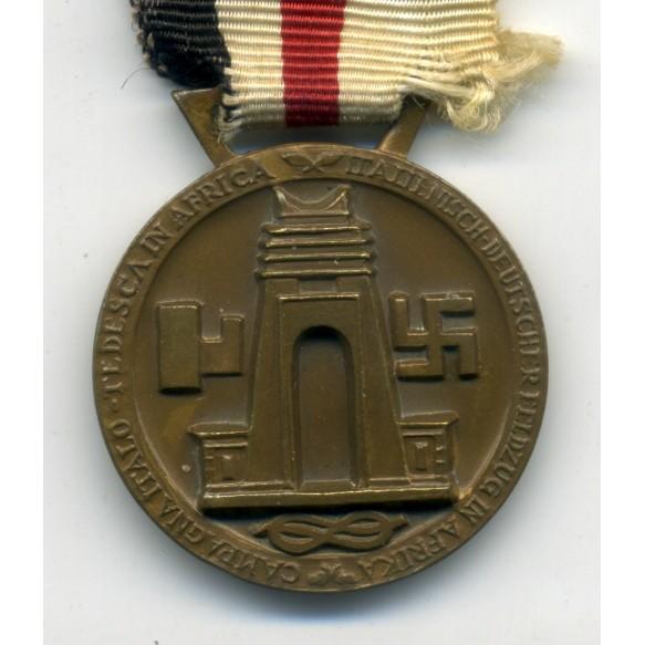 German-Italian Afrika campaign medal