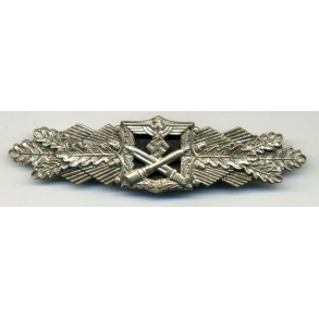 Close combat clasp in silver by AGMuK, unissued