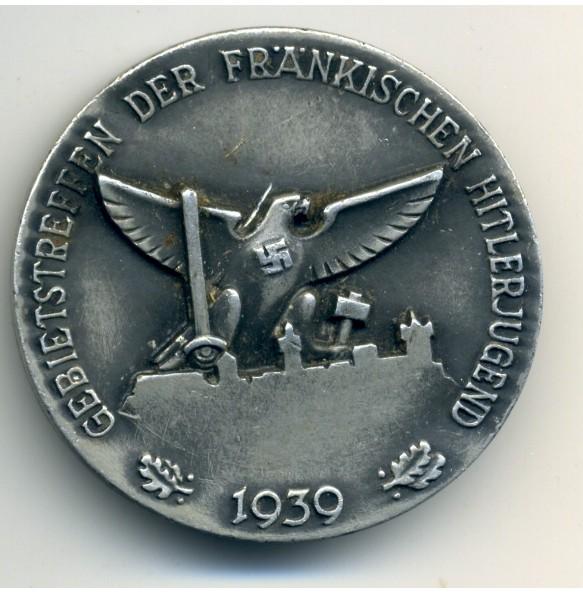 HJ Gebietstreffen der Fränkischen Hitlerjugend 1939 by Sieper & Söhne