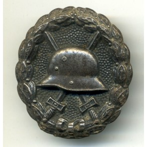 WW1 Wound Badge in black