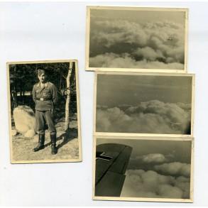 4 private snapshots German pilot