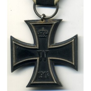 WW1 Iron Cross 2nd class by unknown maker