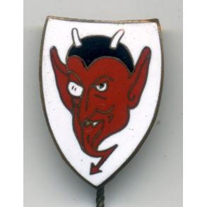 "Luftwaffe ""Staffelabzeichen"" Aufklärungsgruppe 11 ""der rote Teufelskopf"""