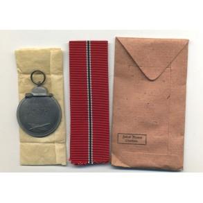 East front medal by J. Maurer + package MINT