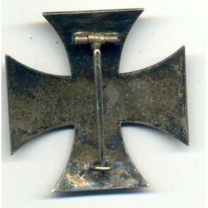 WW1 Iron Cross 1st class by unknown maker, convex shape