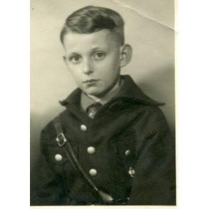 Hitlerjugend photo lot