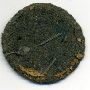 Drivers badge in bronze