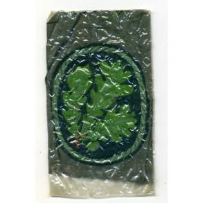 "Sleeve patch for ""Jäger"" troops"