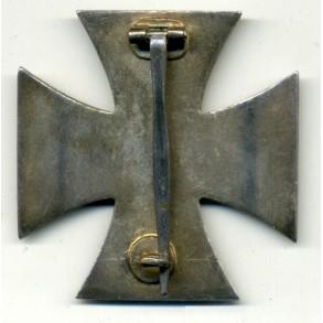 Iron Cross 1st class by E.F. Wiedmann