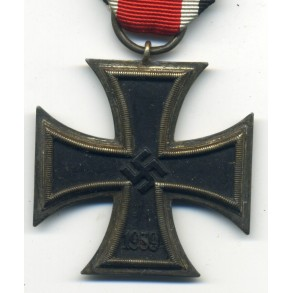 """Iron Cross 2nd class by W. Deumer """"Schinkelform"""""""