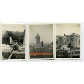 "3 private snapshots Krim 1942, ""taking down communism"""