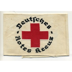 DRK Red Cross armband