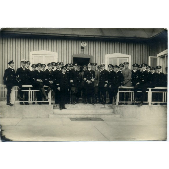 WW1 group photo Imperial navy