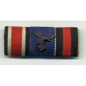 3 place medal bar for Luftwaffe troops