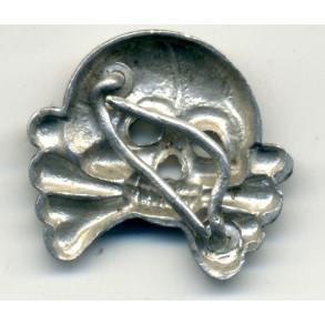 Panzer skull for Panzer collar tab