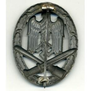 General Assault Badge by Gebr. Wegerhoff, GWL