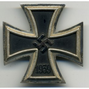 Iron Cross 1st class by B.H. Mayer, Pforzheim