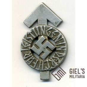 *FREE* HJ leader badge in silver by Wächtler & Lange Mittweida