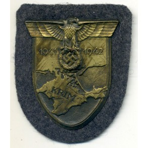 Krimshield for Luftwaffe troops