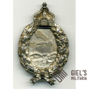 WW1 Pilot badge by B.H. Mayer